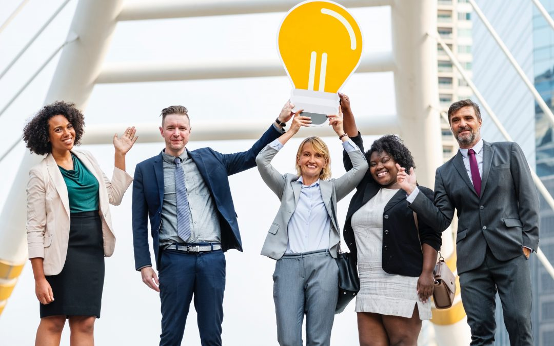 5 Ways to Encourage Innovation in your Corporation